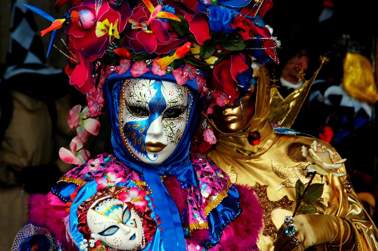 Карнавалът във Венеция – грандиозен и великолепен 4