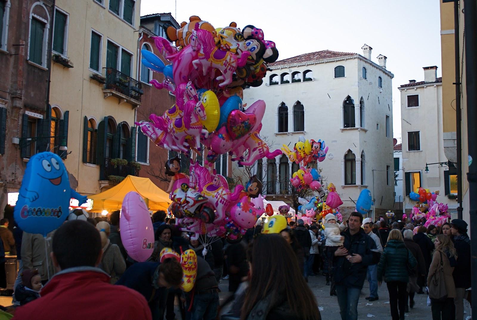 Карнавалът във Венеция – грандиозен и великолепен 6