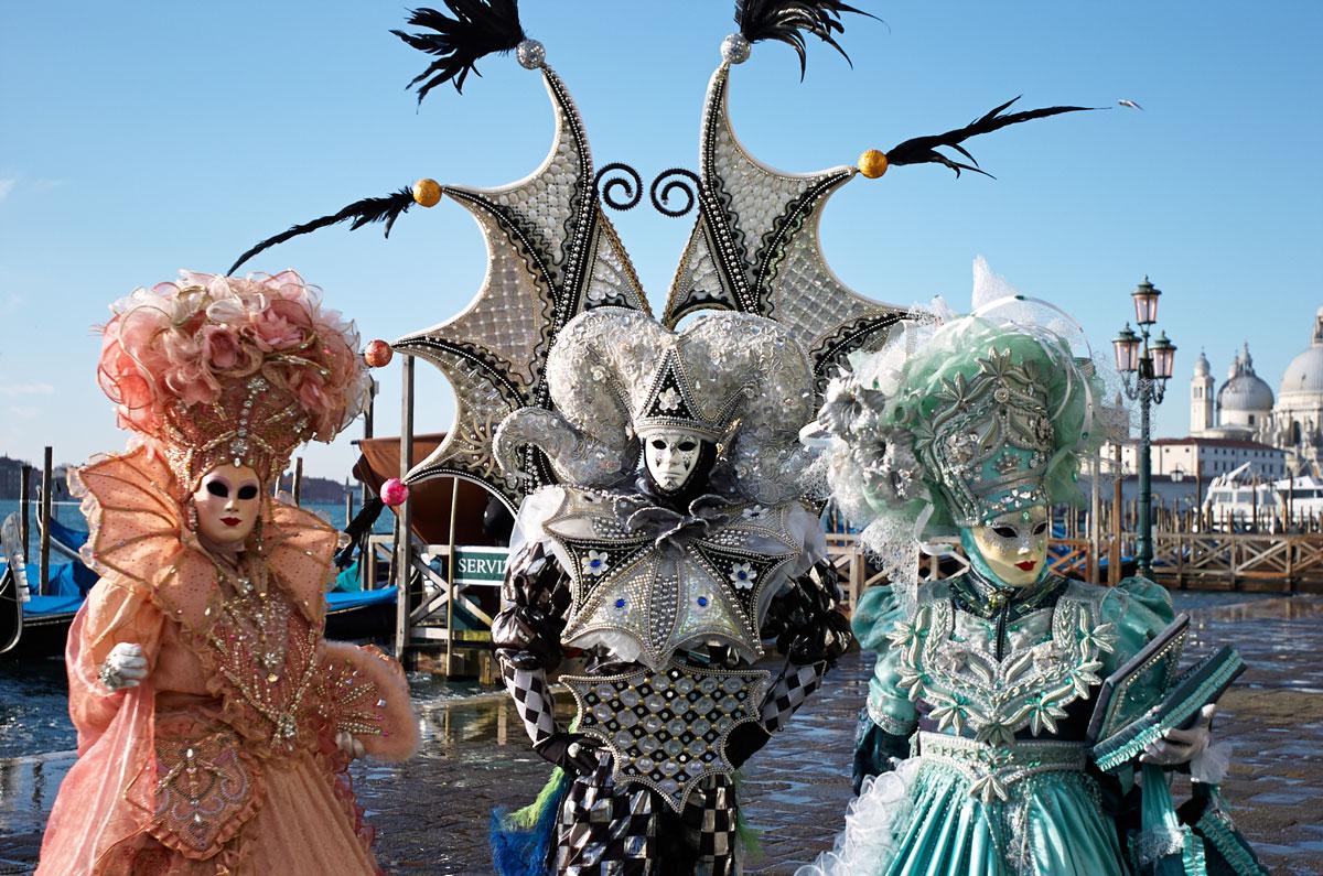 Карнавалът във Венеция – грандиозен и великолепен 7