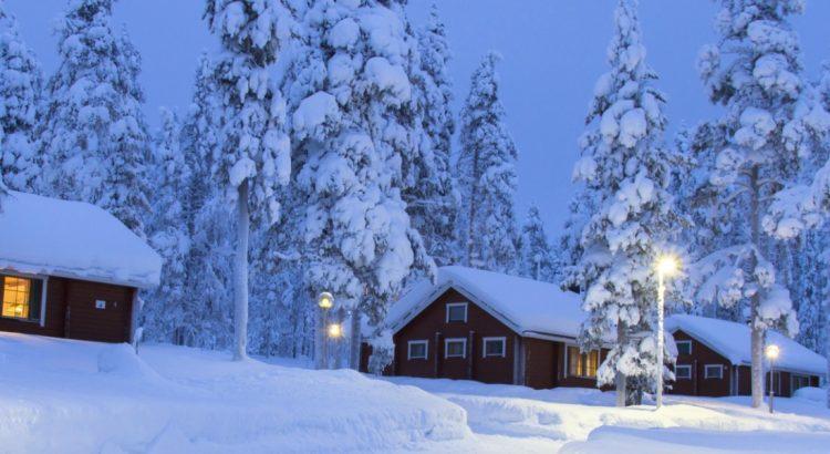 Фотопътепис – Лапландия Нова година