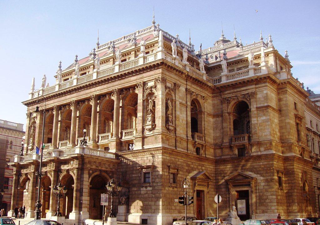 Операта на Будапеща – красота и изящество - 1