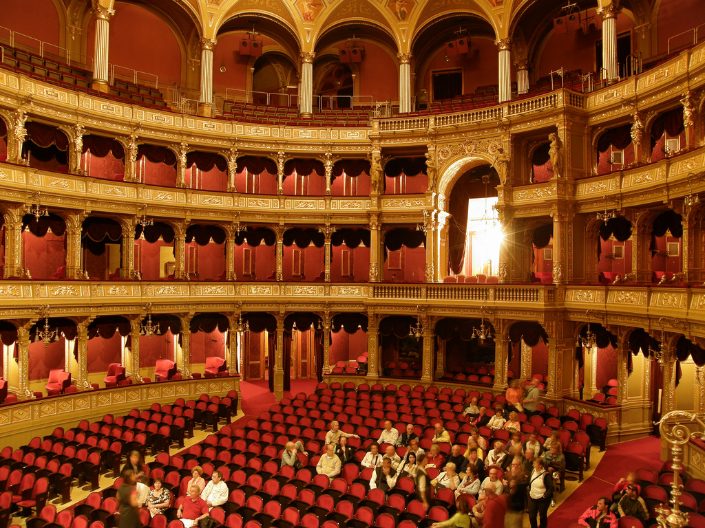 Операта на Будапеща – красота и изящество - 2
