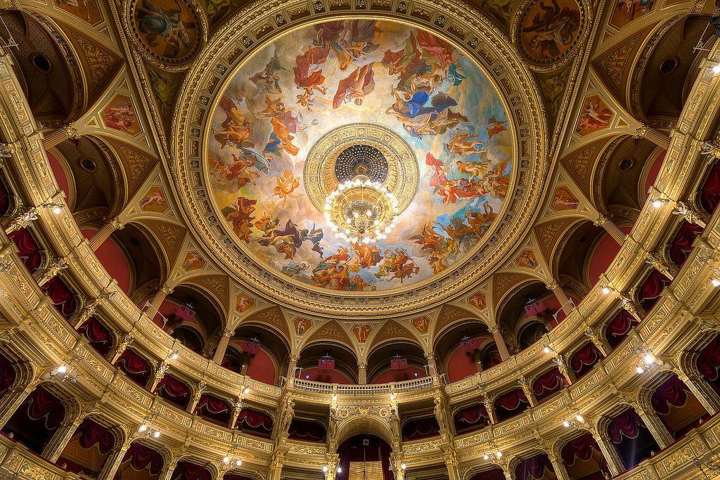 Операта на Будапеща – красота и изящество - 3