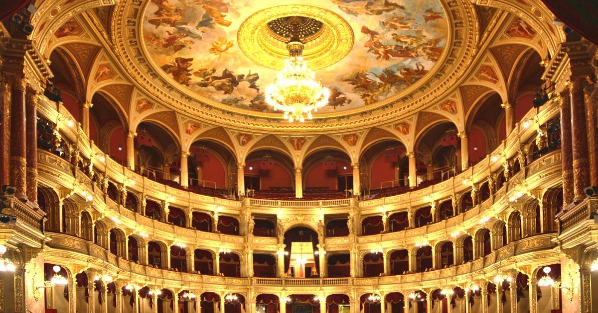 Операта на Будапеща – красота и изящество - 5
