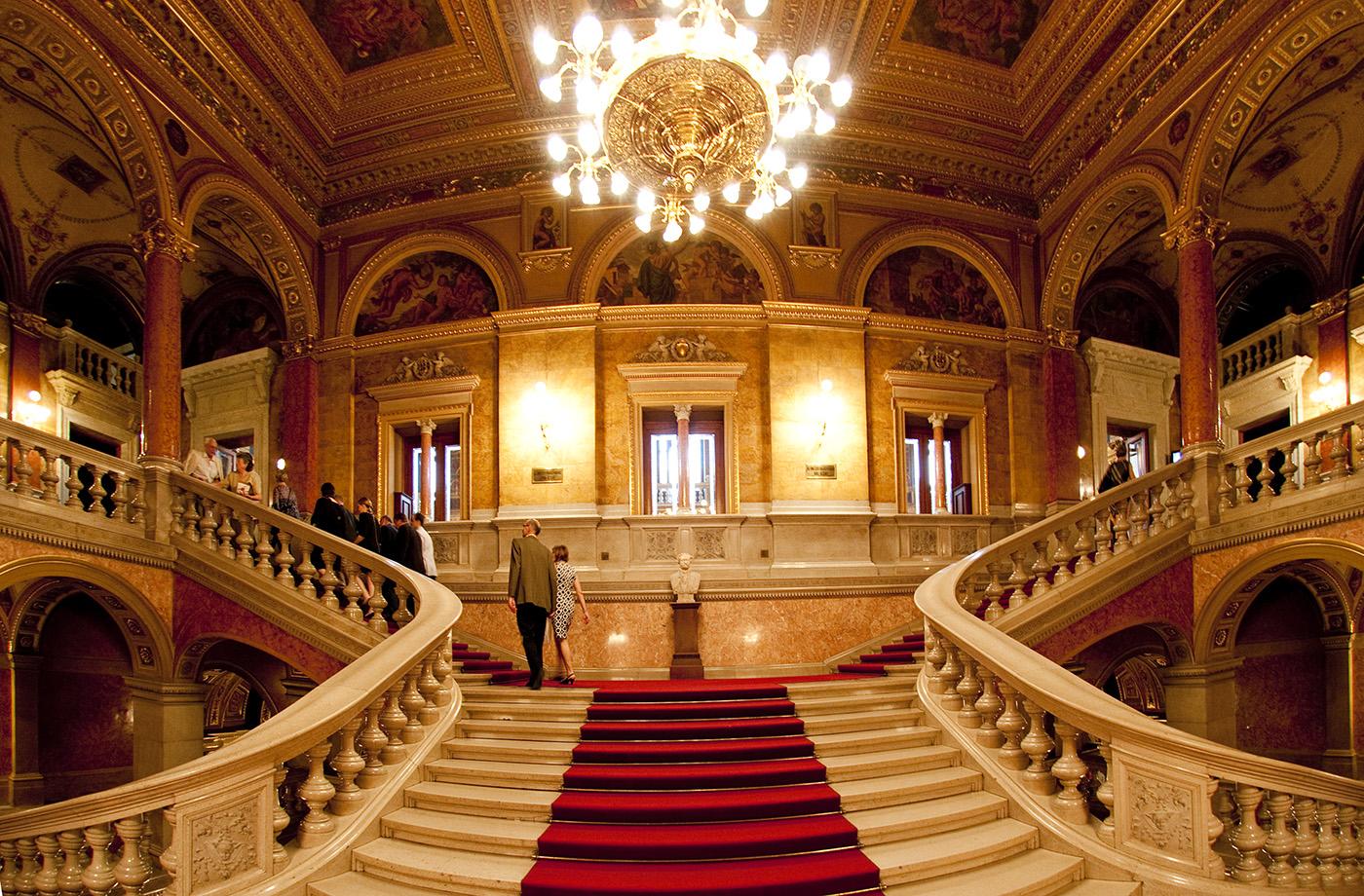 Операта на Будапеща – красота и изящество - 6