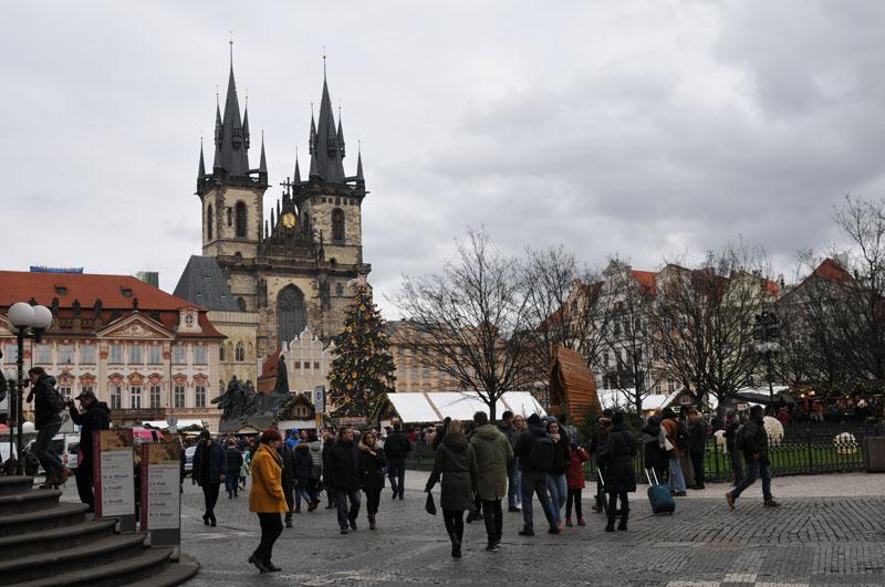 Прага – Нова година – фотопътепис 32