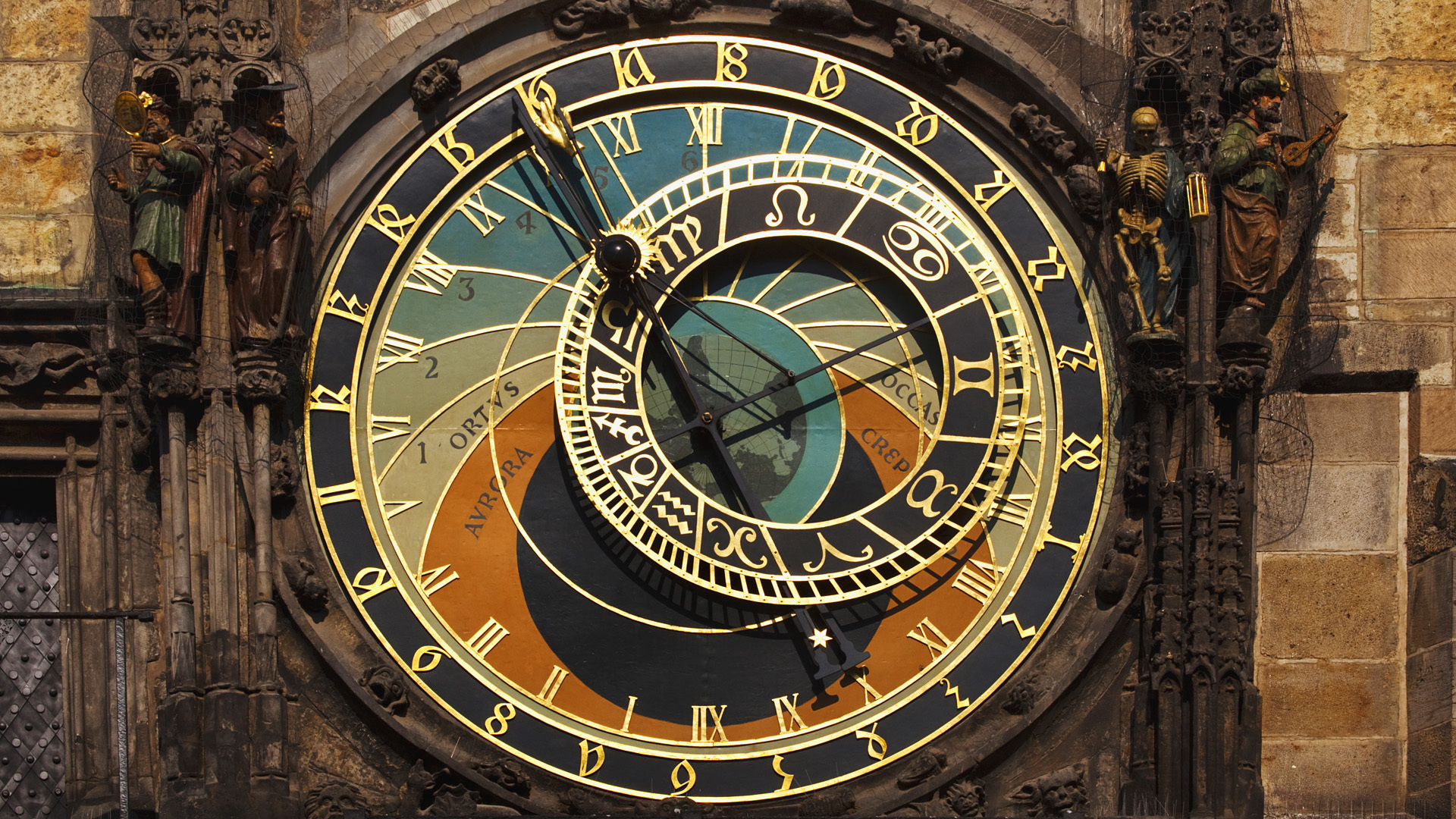 Пражкият астрономически часовник спря 2