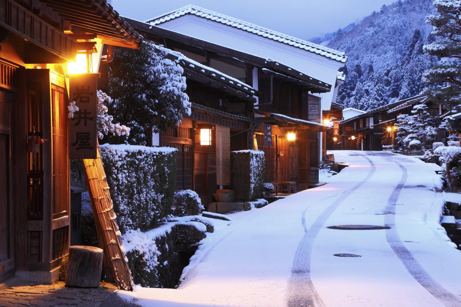 Романтика насред зима 8