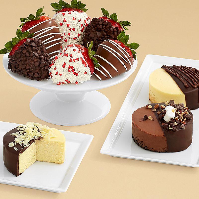 Шоколадова торта в чаша за 2 минути на Свети Валентин 3