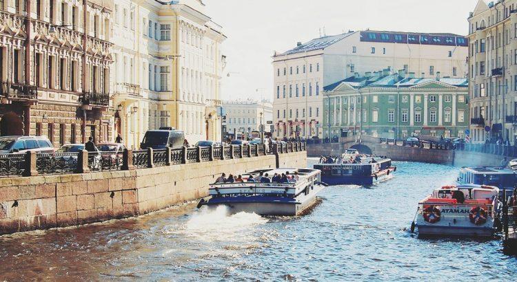 Санкт Петербург – чудна зимна приказка