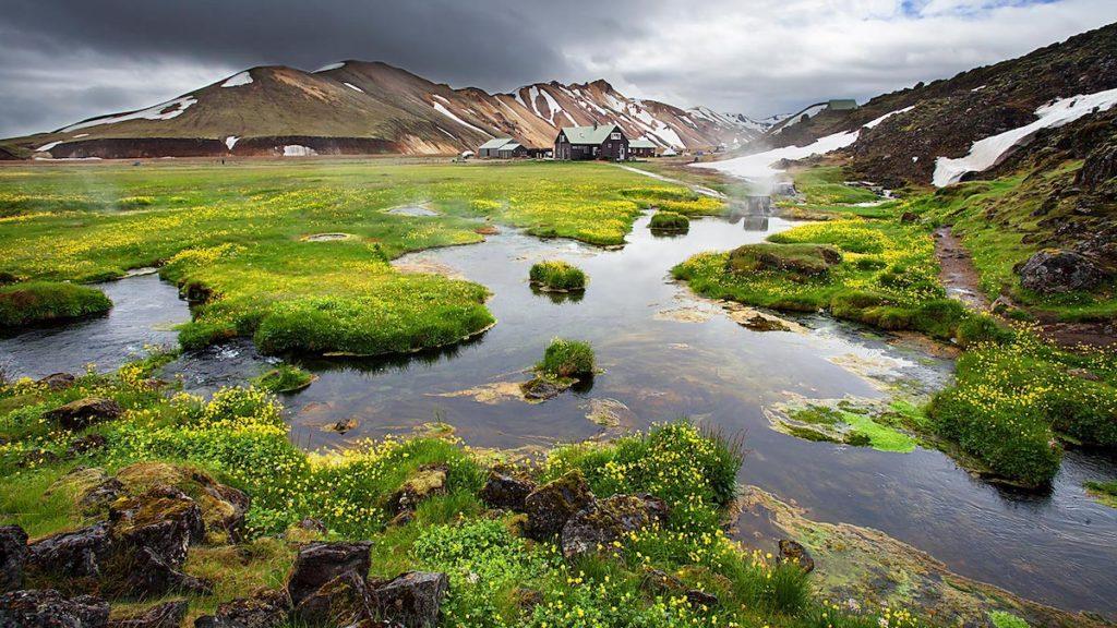 5 природни забележителности в Исландия, които не са за пропускане 1