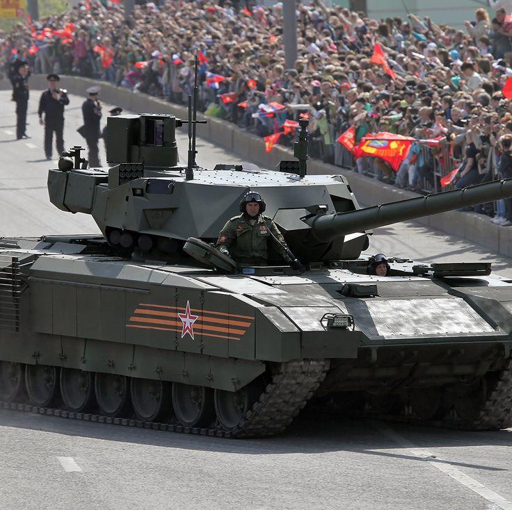 Парадът в Москва - грандиозен и незабравим - 9
