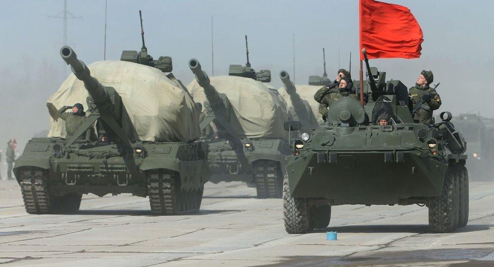 Парадът в Москва - грандиозен и незабравим - 6