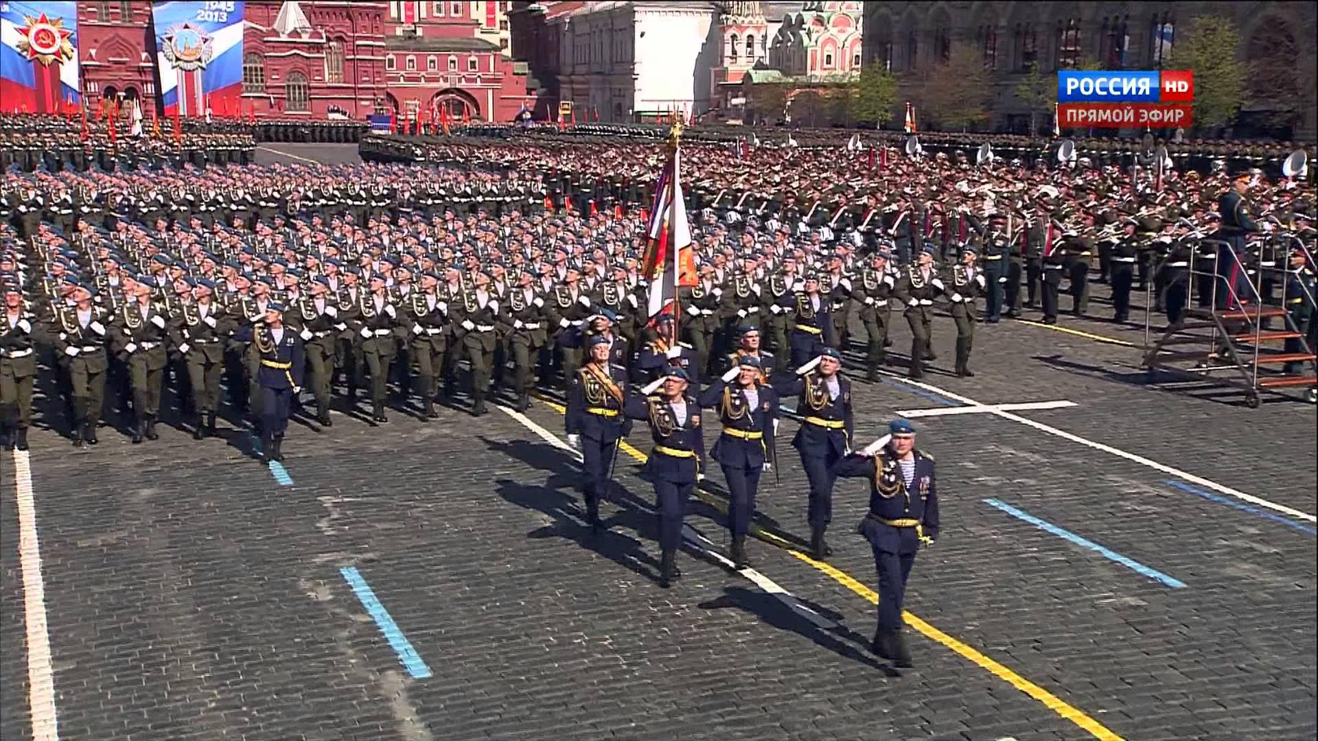Парадът в Москва - грандиозен и незабравим  - 3