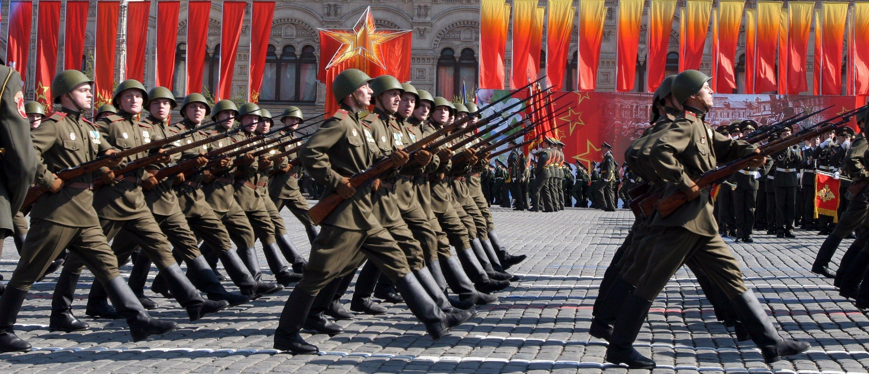 Парадът в Москва - грандиозен и незабравим - 5