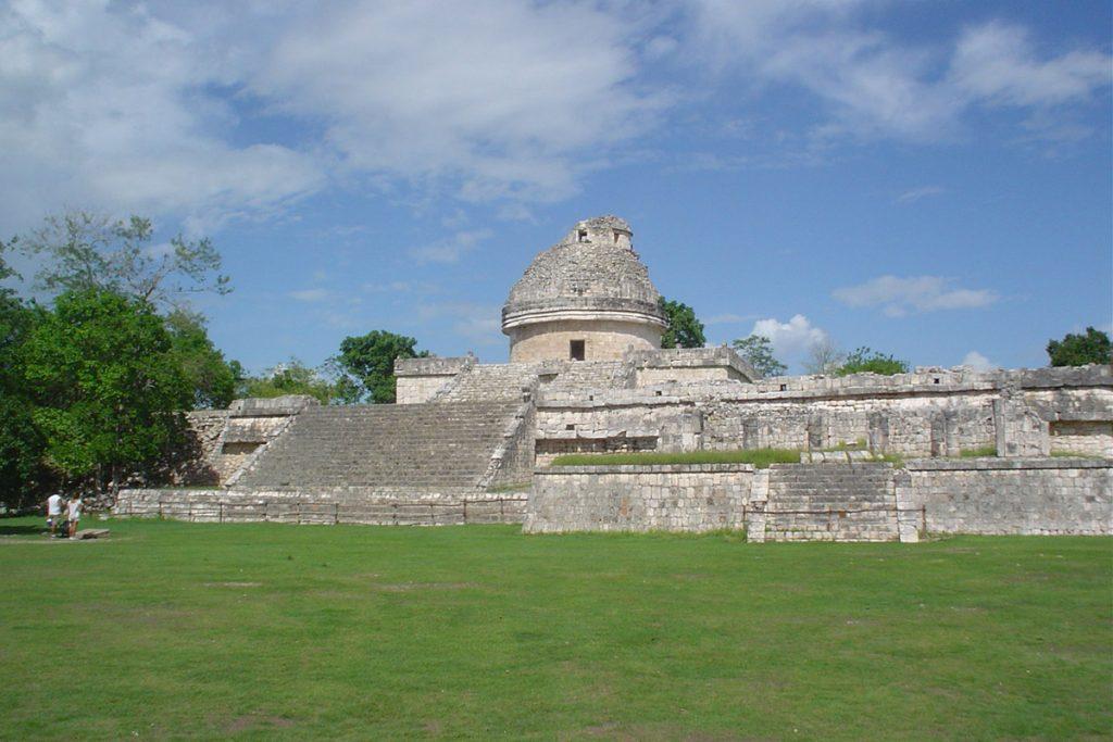 Грандиозният метрополис на маите - Чичен Ица - 2