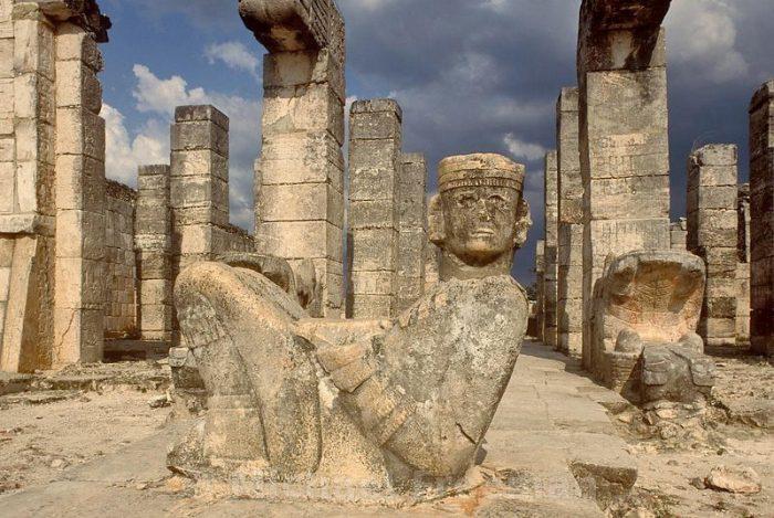 5-те най-известни древни градове на Мексико - 1