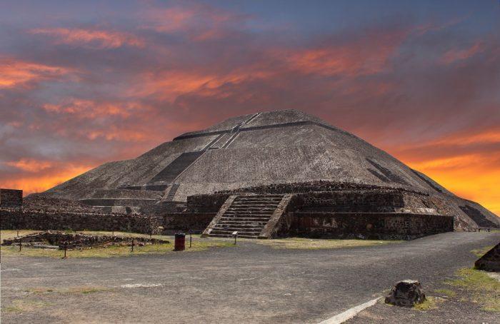 5-те най-известни древни градове на Мексико - 4