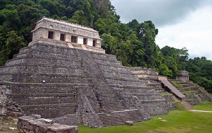 5-те най-известни древни градове на Мексико - 5