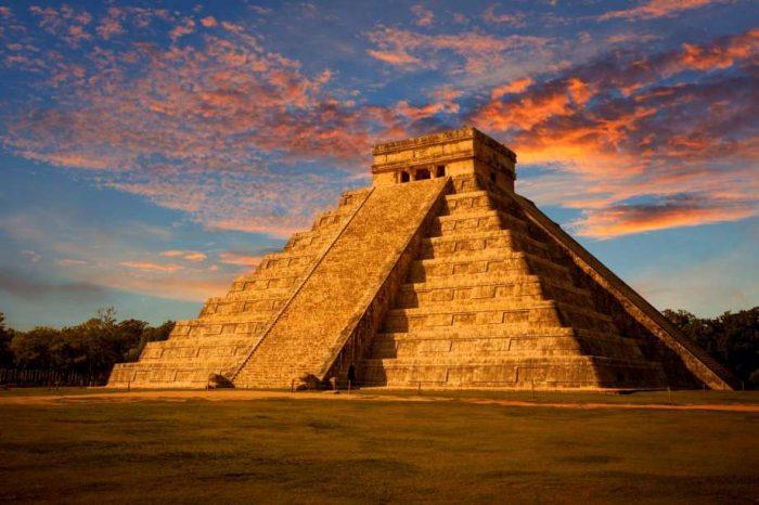 5-те най-известни древни градове на Мексико - 6