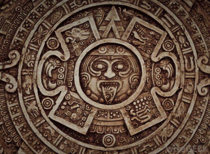 Календарът на маите – истинско космическо съкровище - 1