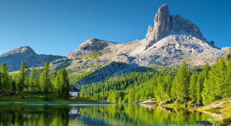 Доломитите – италианската прелест