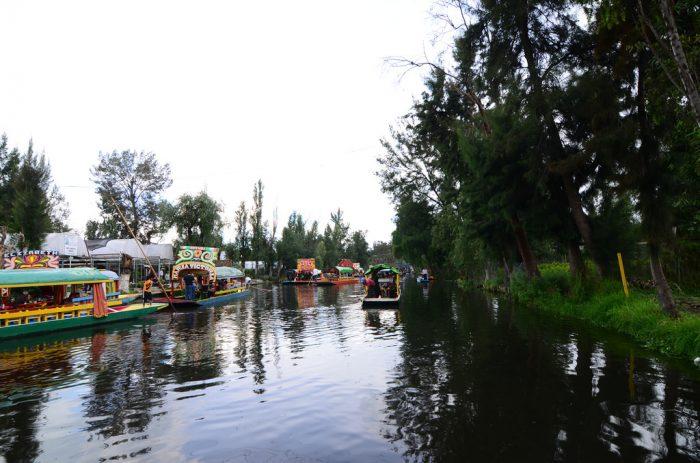 Сочимилко – мексиканската Венеция - 5