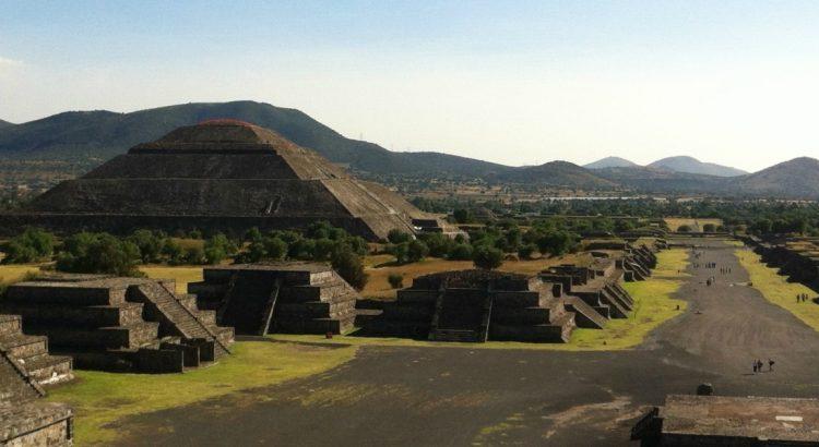 5-те най-известни древни градове на Мексико