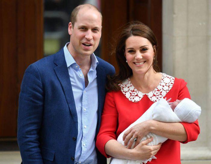 Кейт Мидълтън роди принц - 1