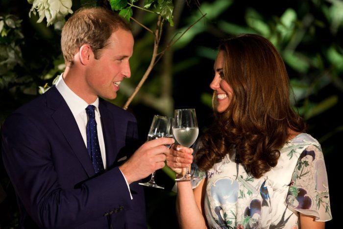 Кейт Мидълтън роди принц - 5