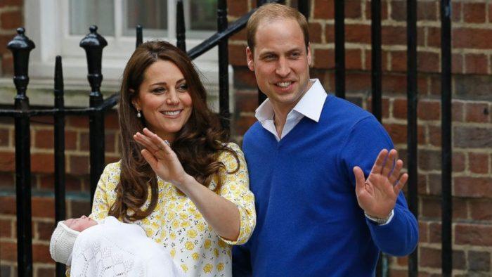 Кейт Мидълтън роди принц - 4