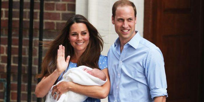 Кейт Мидълтън роди принц - 2
