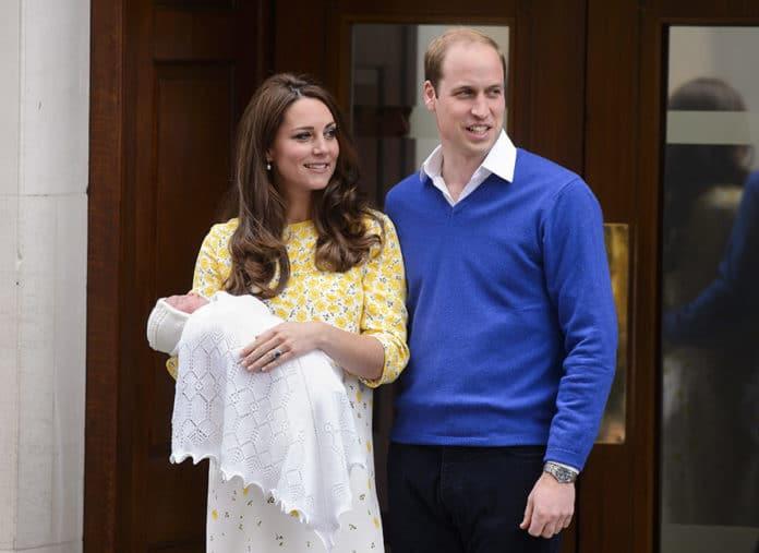 Кейт Мидълтън роди принц - 3