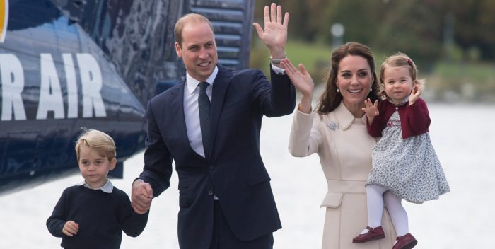Кейт Мидълтън роди принц - 6