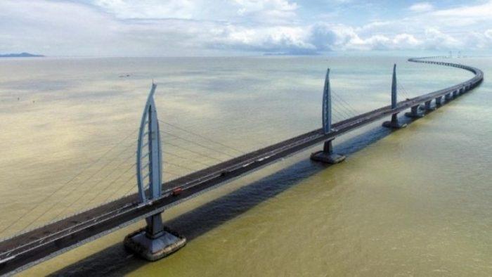 Най-дългият мост в света вече е факт - 1