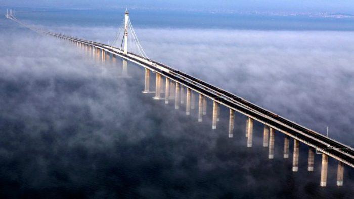 Най-дългият мост в света вече е факт 5