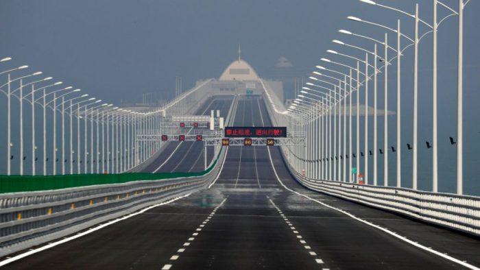 Най-дългият мост в света вече е факт - 2