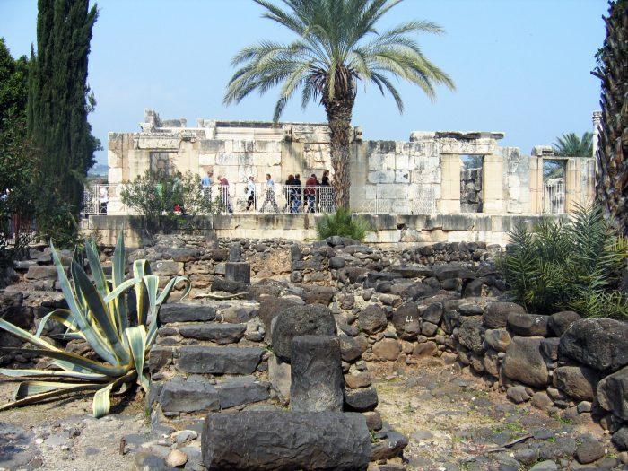 Проклятието над Капернаум - 7