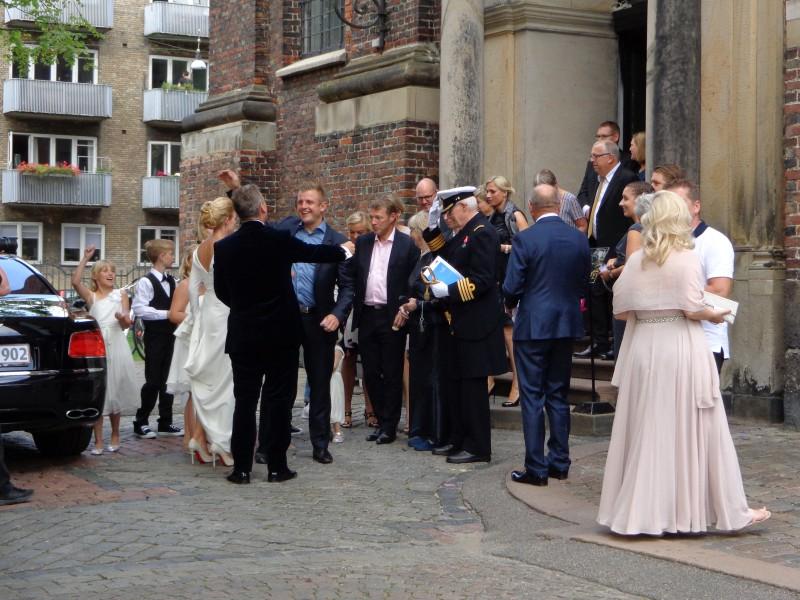 Датска сватба в Копенхаген