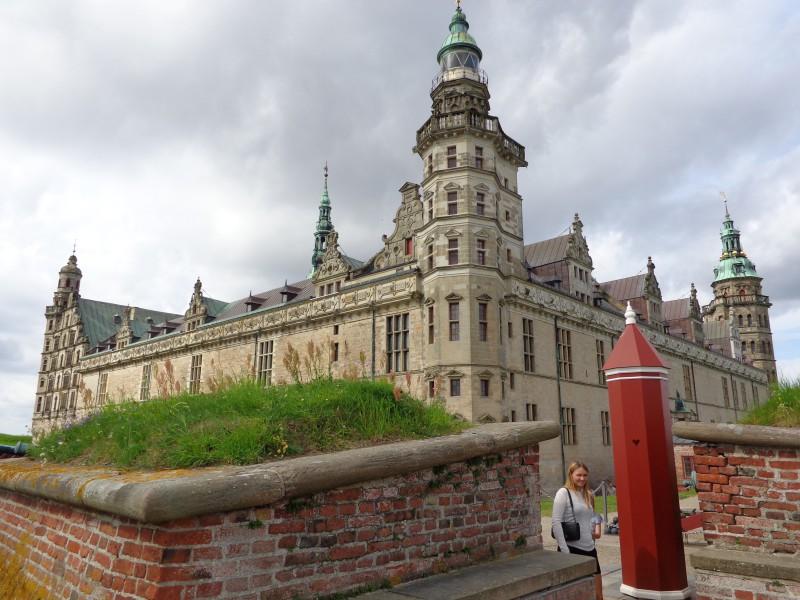 """Дворецът """"Кронборг"""" - Дания"""