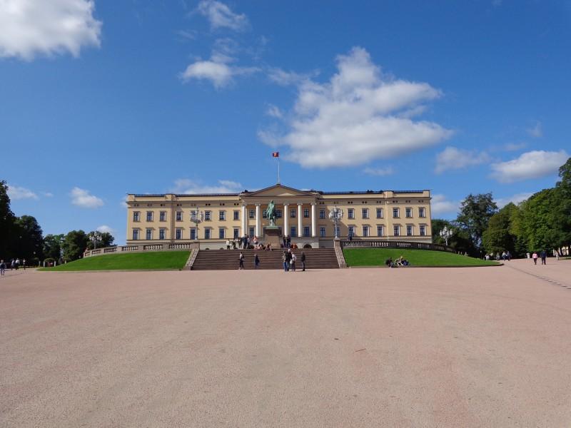 Кралският дворец в Осло
