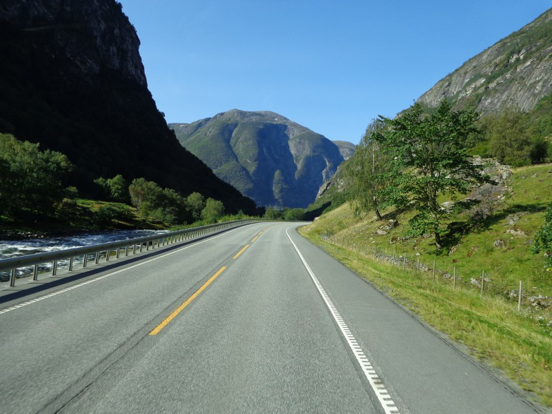Величествената норвежка природа