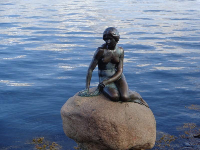 Копенхаген, Малката русалка