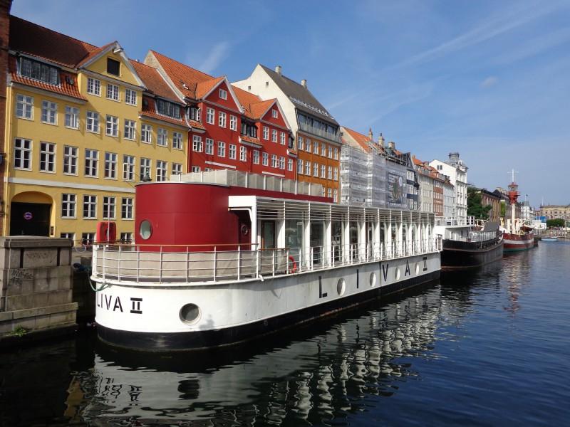 По каналите на Копенхаген