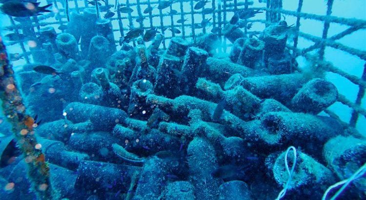 Подводна винарна – нима е възможно?