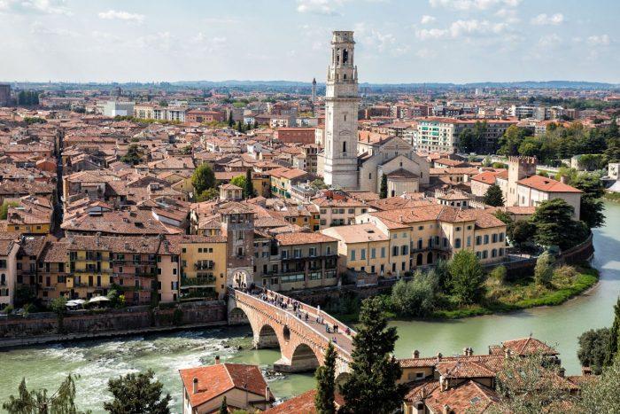 8-те най-романтични места в Италия - 8
