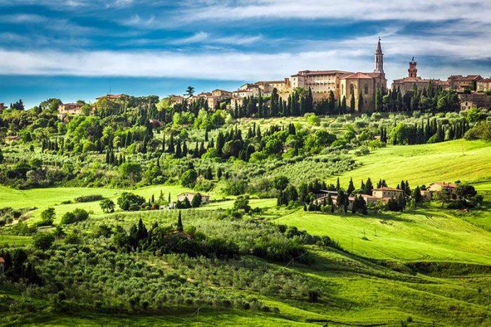 Безплатното спа на Италия - 1