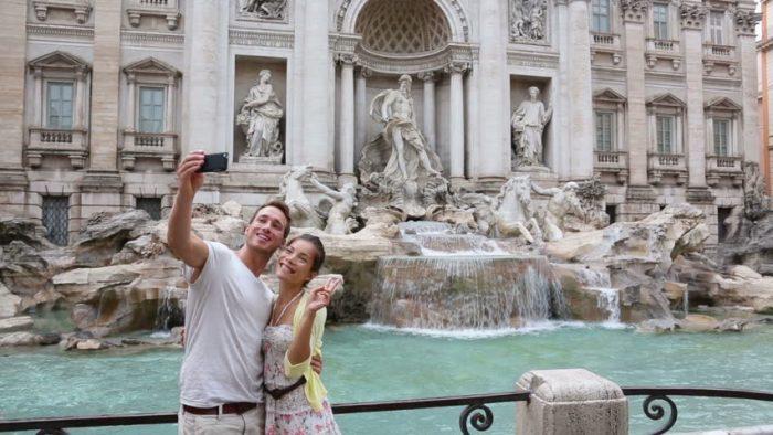 Едни от най-добрите места за селфи в Италия - 4
