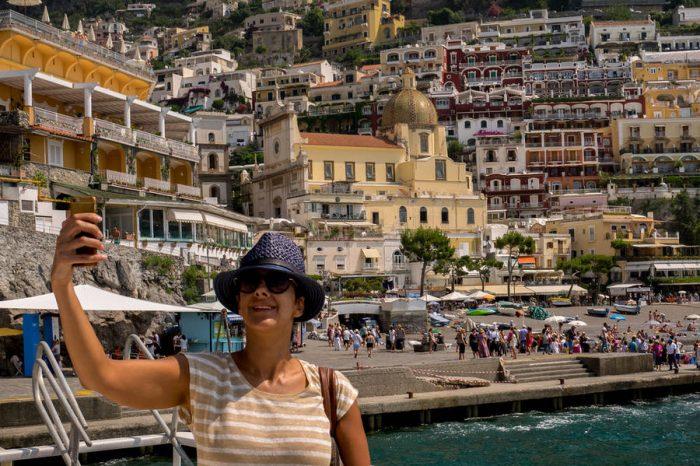 Едни от най-добрите места за селфи в Италия - 6