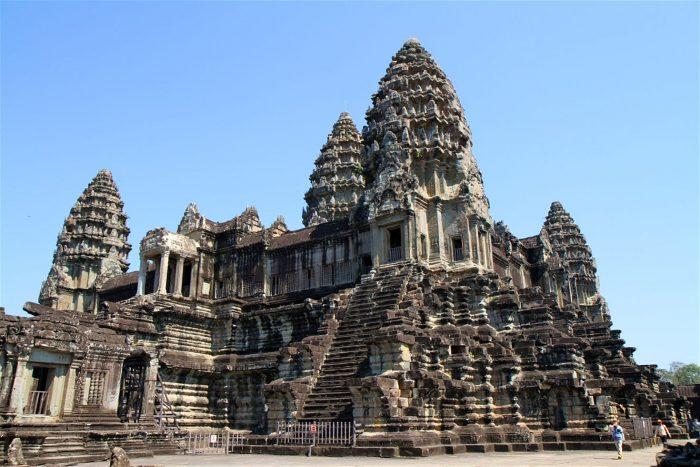 Ангкор Ват - възроденият храмов град в Камбоджа - 2